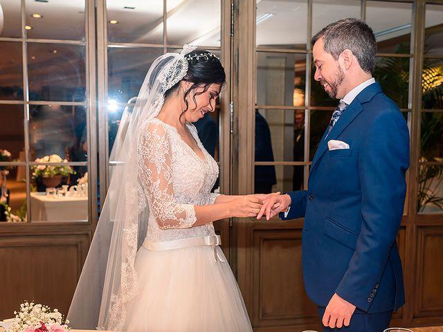 La boda de Fernando y Silavana en Guadarrama, Madrid 44