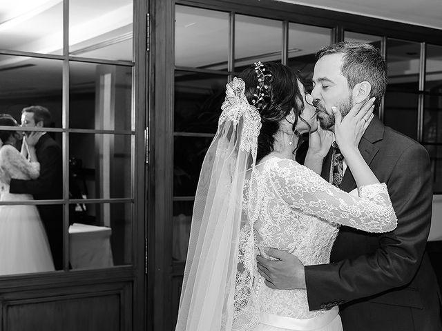 La boda de Fernando y Silavana en Guadarrama, Madrid 45