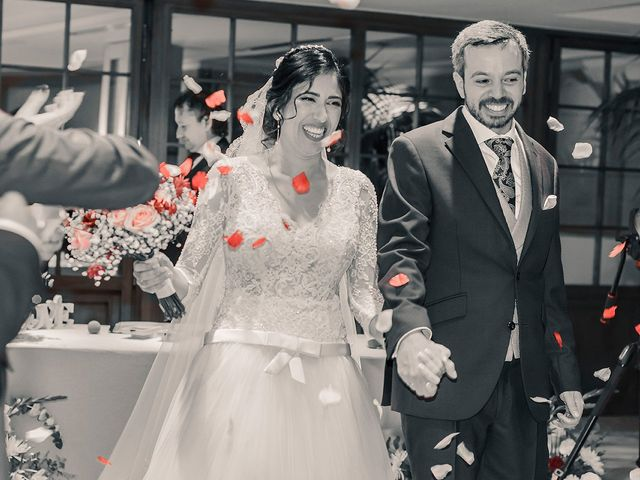 La boda de Fernando y Silavana en Guadarrama, Madrid 46