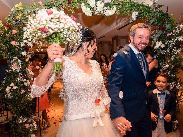 La boda de Fernando y Silavana en Guadarrama, Madrid 47