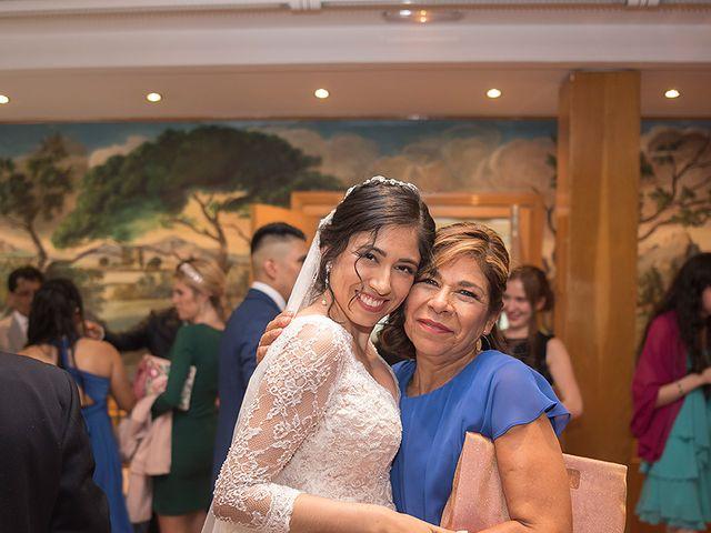 La boda de Fernando y Silavana en Guadarrama, Madrid 51