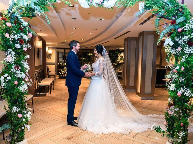 La boda de Fernando y Silavana en Guadarrama, Madrid 53