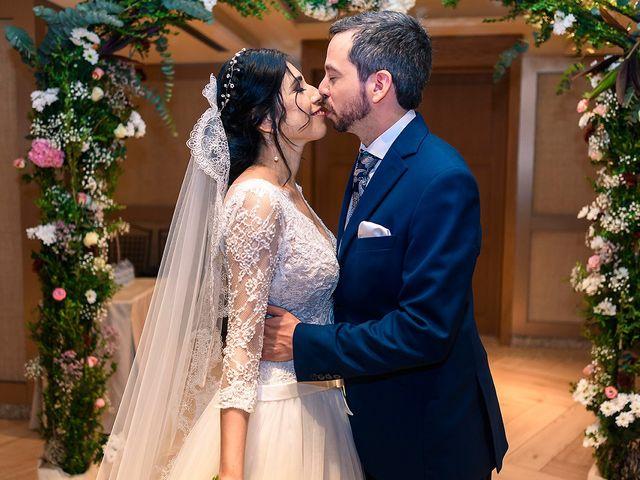 La boda de Fernando y Silavana en Guadarrama, Madrid 54