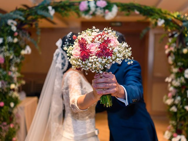 La boda de Fernando y Silavana en Guadarrama, Madrid 55