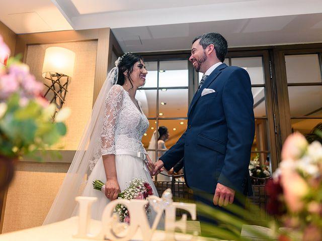 La boda de Fernando y Silavana en Guadarrama, Madrid 56