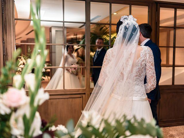 La boda de Fernando y Silavana en Guadarrama, Madrid 57