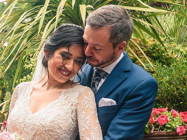 La boda de Fernando y Silavana en Guadarrama, Madrid 59