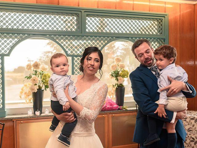 La boda de Fernando y Silavana en Guadarrama, Madrid 69