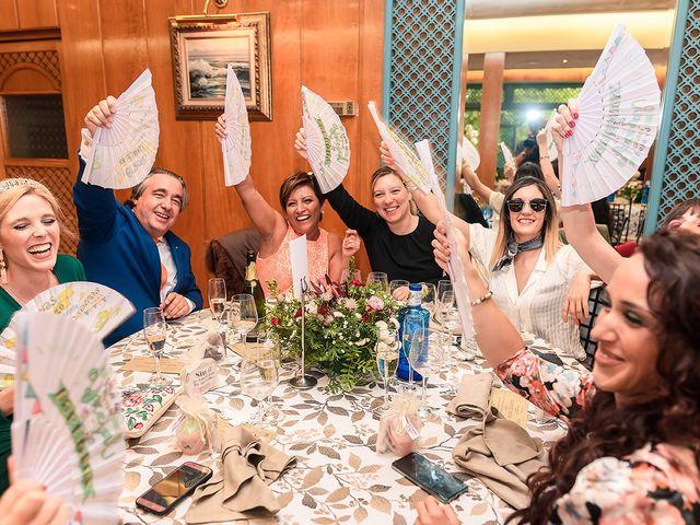 La boda de Fernando y Silavana en Guadarrama, Madrid 77