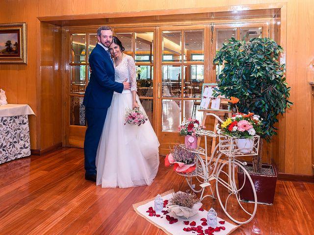 La boda de Fernando y Silavana en Guadarrama, Madrid 79