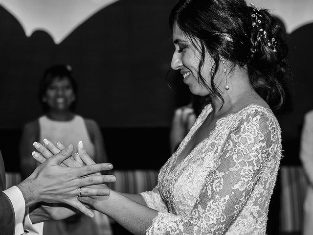 La boda de Fernando y Silavana en Guadarrama, Madrid 82