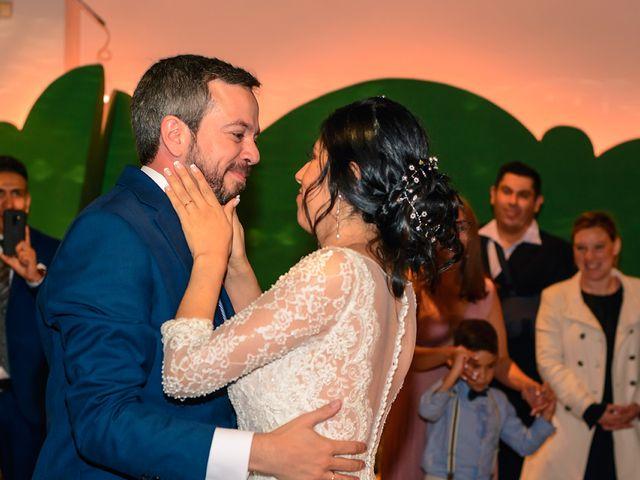 La boda de Fernando y Silavana en Guadarrama, Madrid 84