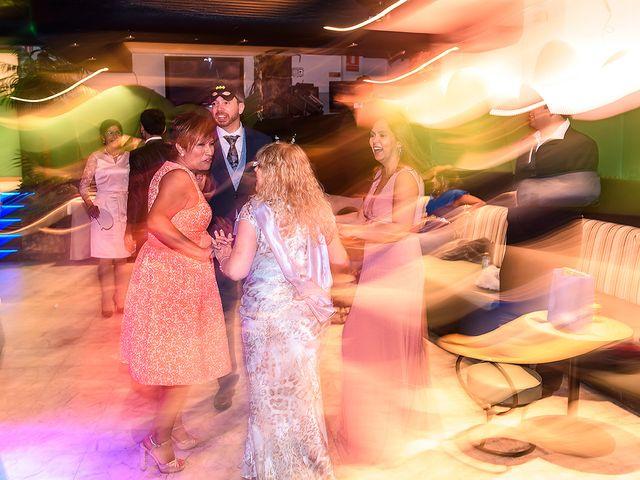 La boda de Fernando y Silavana en Guadarrama, Madrid 99