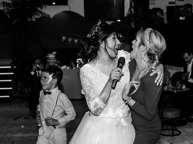La boda de Fernando y Silavana en Guadarrama, Madrid 100