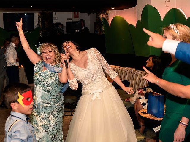 La boda de Fernando y Silavana en Guadarrama, Madrid 101