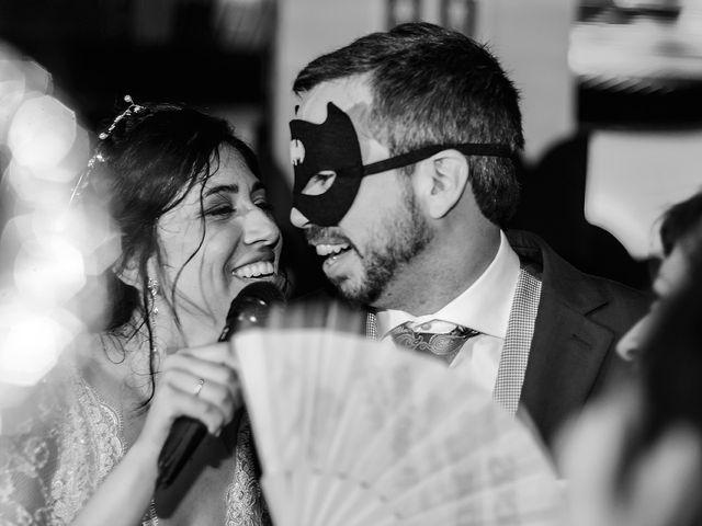 La boda de Fernando y Silavana en Guadarrama, Madrid 106