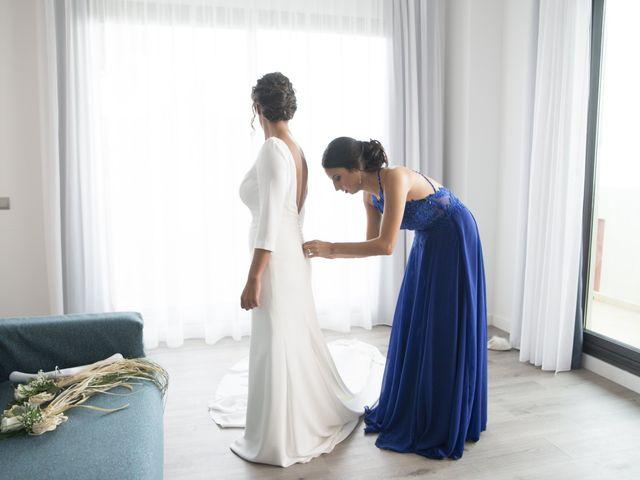 La boda de Raúl y Tamara en Conil De La Frontera, Cádiz 6