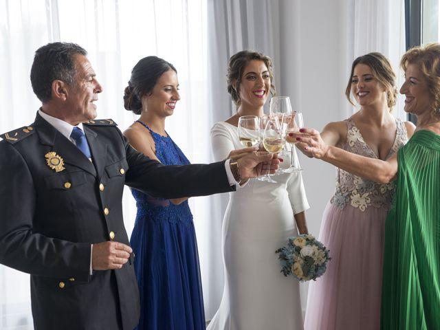 La boda de Raúl y Tamara en Conil De La Frontera, Cádiz 36
