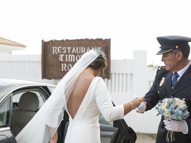 La boda de Raúl y Tamara en Conil De La Frontera, Cádiz 39