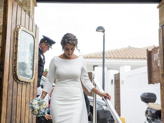 La boda de Raúl y Tamara en Conil De La Frontera, Cádiz 40