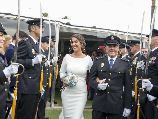 La boda de Raúl y Tamara en Conil De La Frontera, Cádiz 41