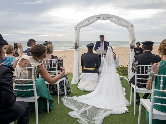 La boda de Raúl y Tamara en Conil De La Frontera, Cádiz 44