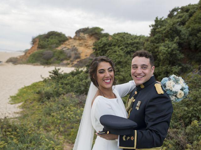 La boda de Raúl y Tamara en Conil De La Frontera, Cádiz 52