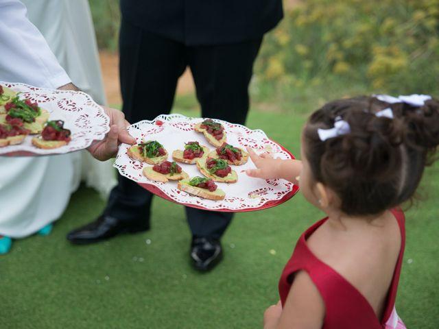La boda de Raúl y Tamara en Conil De La Frontera, Cádiz 60