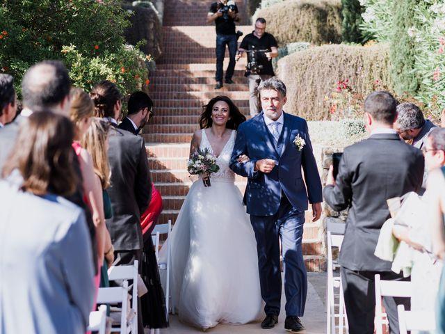 La boda de Julia y Josep en Alella, Barcelona 37