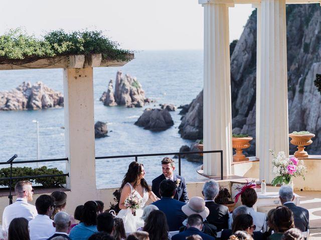 La boda de Julia y Josep en Alella, Barcelona 43