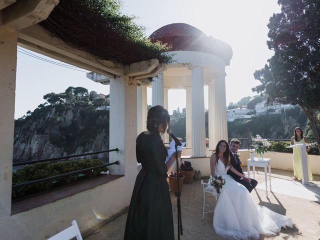 La boda de Julia y Josep en Alella, Barcelona 46