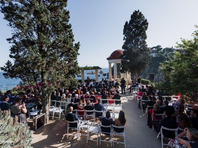 La boda de Julia y Josep en Alella, Barcelona 50