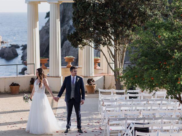 La boda de Julia y Josep en Alella, Barcelona 62