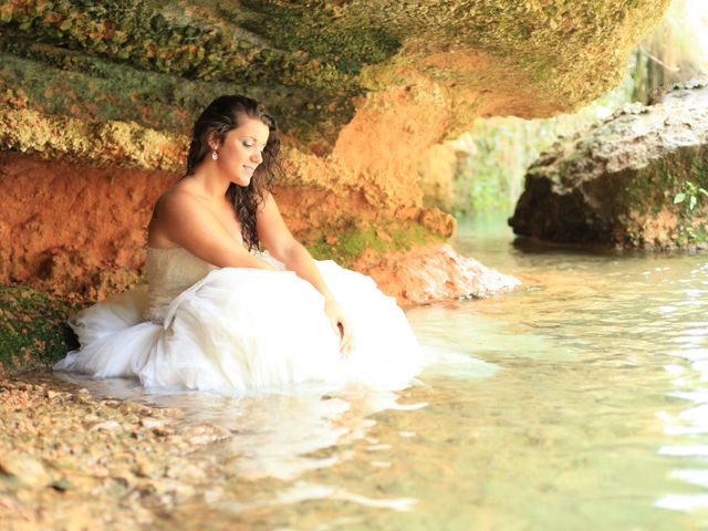 La boda de Antonio y Lidia en Petrer, Alicante 17