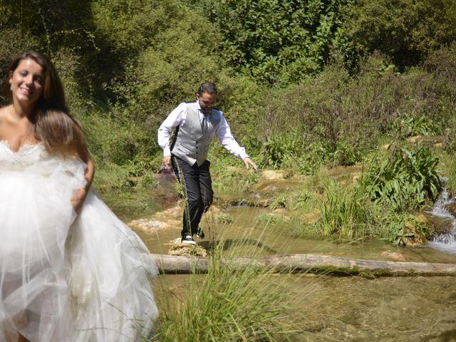 La boda de Antonio y Lidia en Petrer, Alicante 19