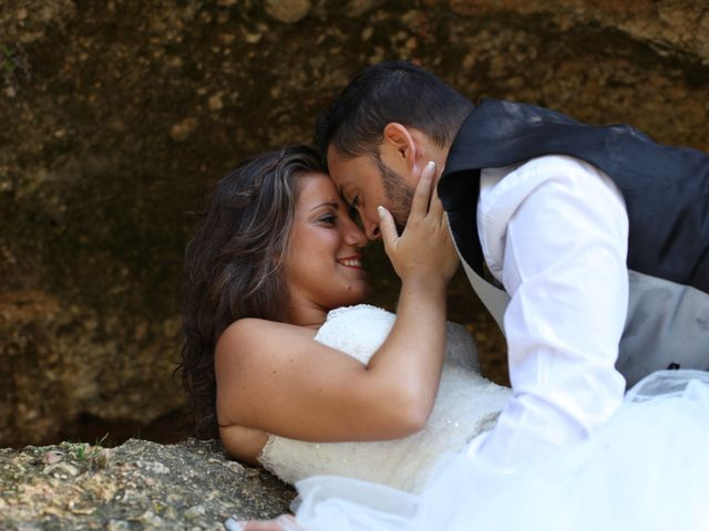 La boda de Antonio y Lidia en Petrer, Alicante 20