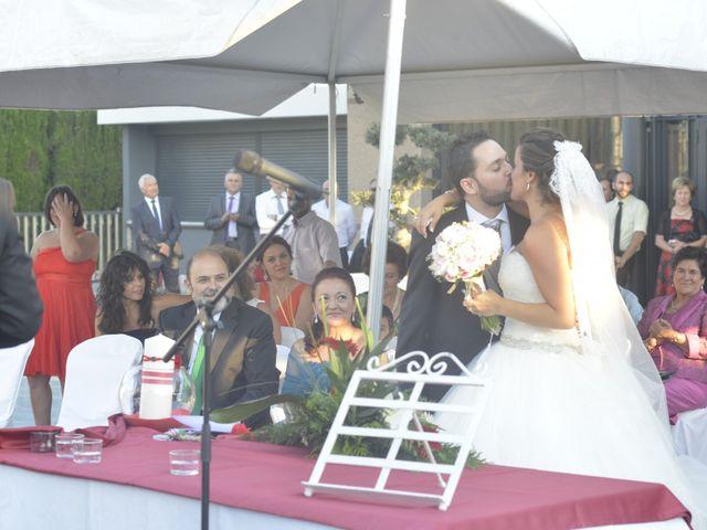 La boda de Antonio y Lidia en Petrer, Alicante 54