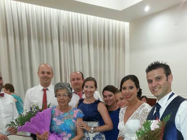 La boda de Alberto y Maria del Carmen en Arroyo De San Servan, Badajoz 3