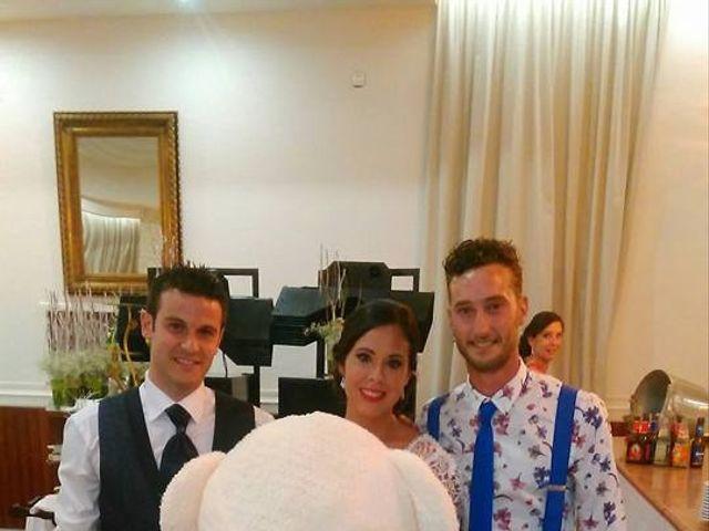 La boda de Alberto y Maria del Carmen en Arroyo De San Servan, Badajoz 4