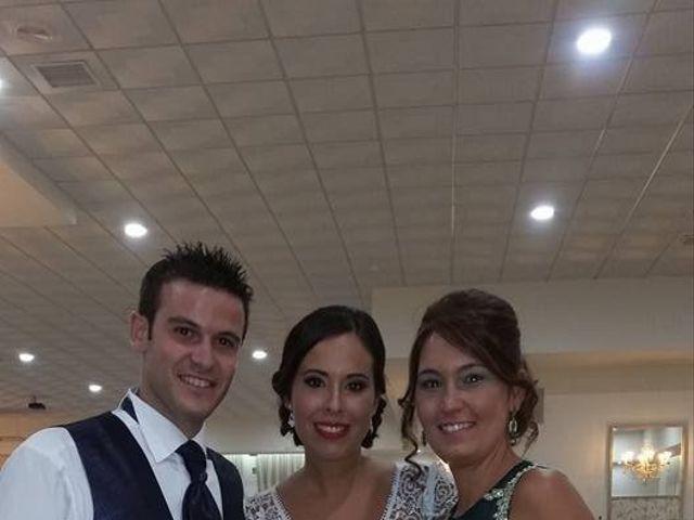 La boda de Alberto y Maria del Carmen en Arroyo De San Servan, Badajoz 9