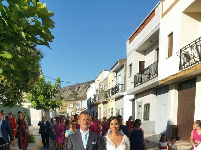 La boda de Alberto y Maria del Carmen en Arroyo De San Servan, Badajoz 1