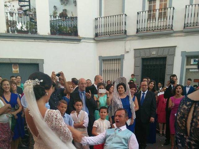 La boda de Alberto y Maria del Carmen en Arroyo De San Servan, Badajoz 10