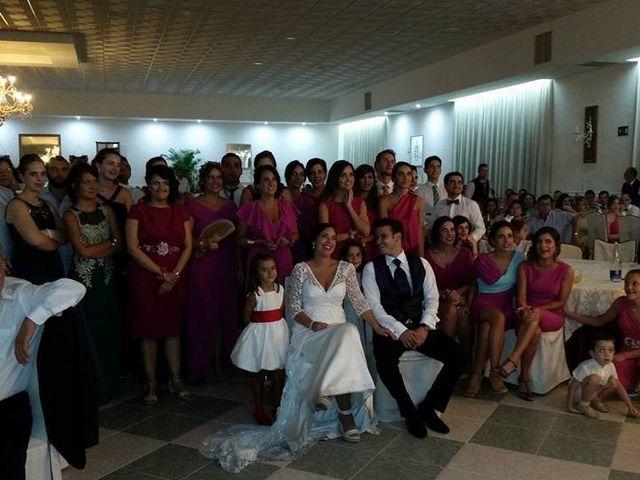 La boda de Alberto y Maria del Carmen en Arroyo De San Servan, Badajoz 11