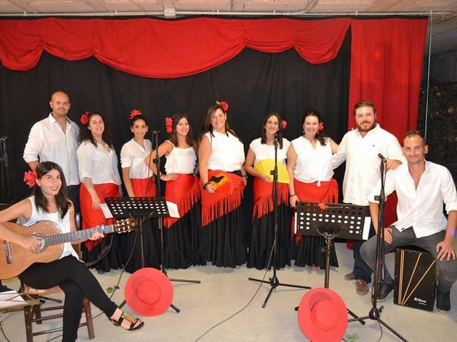 La boda de Alberto y Maria del Carmen en Arroyo De San Servan, Badajoz 14