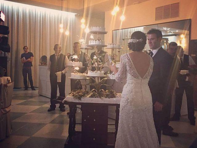 La boda de Alberto y Maria del Carmen en Arroyo De San Servan, Badajoz 12