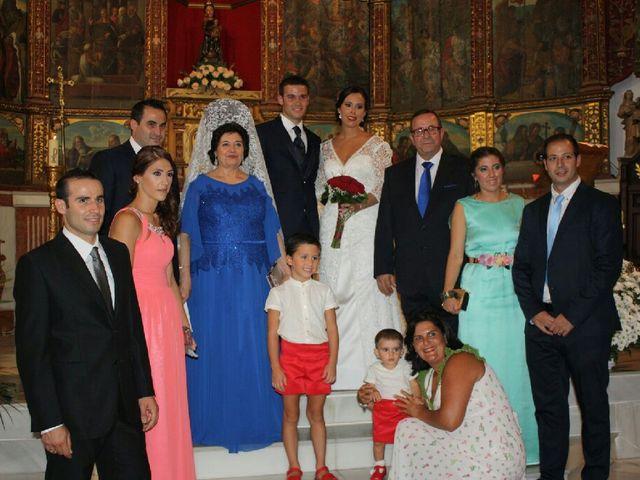 La boda de Alberto y Maria del Carmen en Arroyo De San Servan, Badajoz 17
