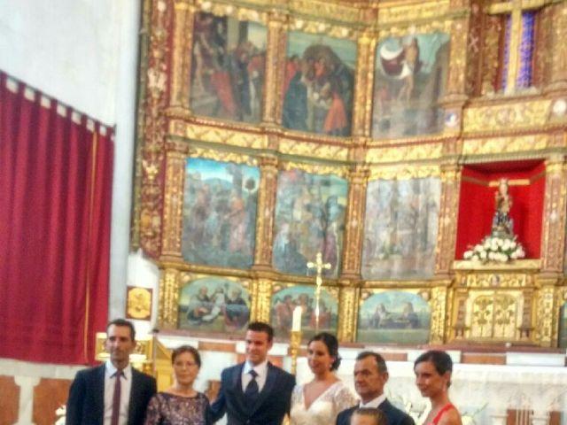 La boda de Alberto y Maria del Carmen en Arroyo De San Servan, Badajoz 18