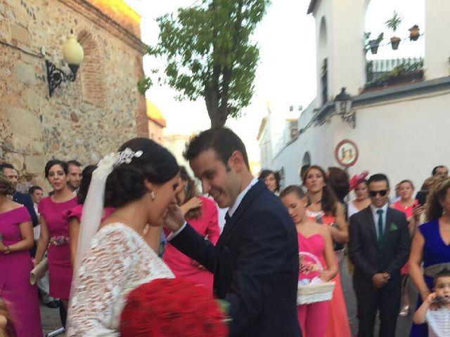 La boda de Alberto y Maria del Carmen en Arroyo De San Servan, Badajoz 20