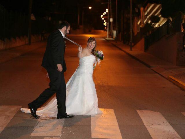La boda de Ruben  y Silvia  en Lliça De Vall, Barcelona 3