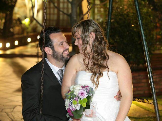 La boda de Ruben  y Silvia  en Lliça De Vall, Barcelona 6